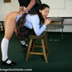 Real Spankings Institute – Kenzies Bad Day with The Dean (Part 1 of 2)
