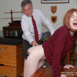 Firm Hand Spanking – Helen Stephens – Reform Academy – CF