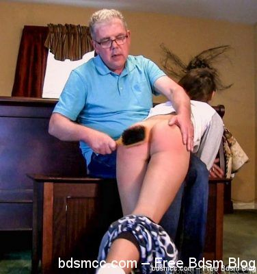 Punished Brats - Chloe's Bedtime Spanking Part 2 of 2