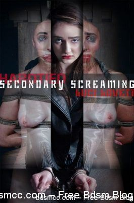 Hardtied - Jan 24, 2018: Secondary Screaming | Luci Lovett