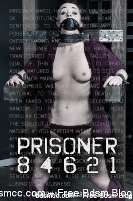 Infernal Restraints - Jan 12, 2018: Prisoner 84621 | Kate Kenzi