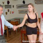 Firm Hand Spanking – Belinda Lawson – Reform Academy – CL