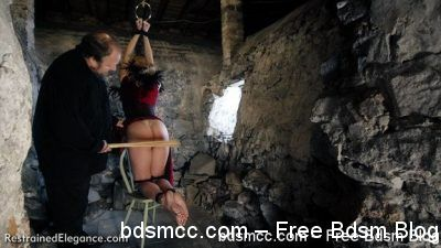 Restrained Elegance - #GameOfSlaves: Ariel Anderssen Rules Infringement