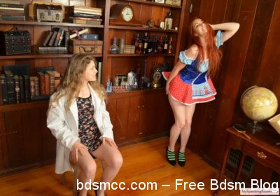 My Spanking Roommate - Episode 266: Apricot's Spanking Lab