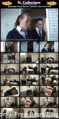 Spanked In Uniform - St. Catherines Episode 47