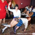 Girl Spanks Girl – Exclusive Education 12: Day One