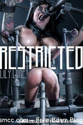 Infernal Restraints - Feb 23, 2018: Restricted | Lily Lane