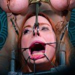 Real Time Bondage – Feb 17, 2018: Electrotits Part 2 | Summer Hart