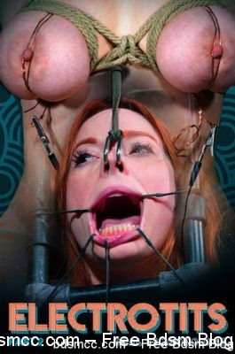 Real Time Bondage - Feb 17, 2018: Electrotits Part 2 | Summer Hart