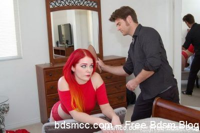 Firm Hand Spanking - Alison Miller - The Challenge - B