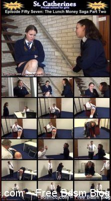 Spanked In Uniform - St. Catherines Episode 57