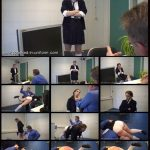 Spanked In Uniform – St. Elizabeth 31