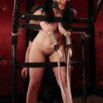 Society SM – Pushing Sybil – Sybil Hawthorne