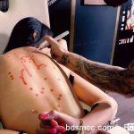 Crowd Bondage – BDSM Group Torture w/ gorgeous slave girl Francys Belle