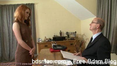 BarsAndStripes - Ella Hughes - Ella's Intake Part One