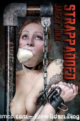 Infernal Restraints - Mar 16, 2018: Strappadoed | Jacey Jinx