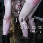 Real Time Bondage – Mar 10, 2018: Guns & Buns PT1 | Kate Kenzi