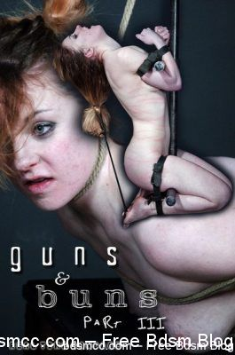 Real Time Bondage - Mar 24, 2018: Guns & Buns Part 3 | Kate Kenzi