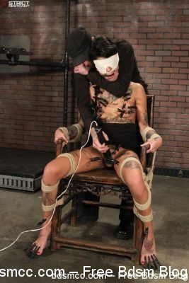Strict Restraint - No Pleasure Without Pain - Bonnie Rotten