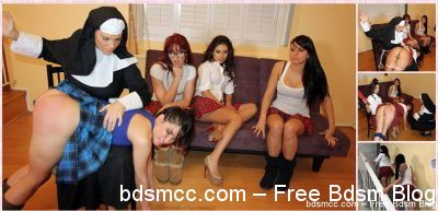 Spanking Sorority Girls - Episode 88: Discipline From Sister Cy