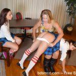 My Spanking Roommate – Episode 232: Madison Punishes Two School Girls