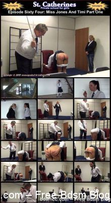 Spanked In Uniform - St. Catherines Episode 64