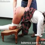 Real Spankings Institute – Delta: Spanked for Disrupting Class