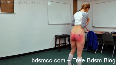 Real Spankings Institute - London Disrupts Gym Class, Again. (Part 2 of 2)