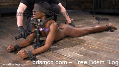 Device Bondage - April 5, 2018 - Ana Foxxx, The Pope