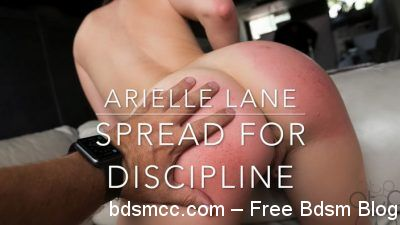 AssumethePositionStudios - Arielle Lane Spread for Nude Discipline