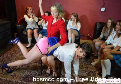 Girl Spanks Girl - Exclusive Education 12: Day Three