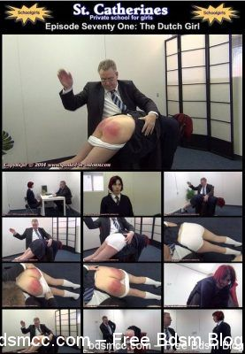 Spanked In Uniform - St. Catherines Episode 71