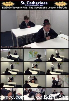 Spanked In Uniform - St. Catherines Episode 75