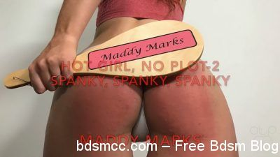 AssumethePositionStudios - Hot Girl, No Plot, Pants Down Spanky Spanky 2