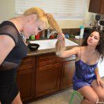 MySpankingRoommate – Episode 278: Madison Spanked For Late Rent Again