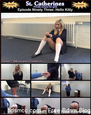 SpankedInUniform - St. Catherines Episode 93