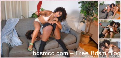 Episode 165: Misty Stone Spanks Daizy for Copying