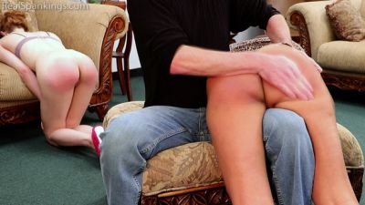 RealSpankings - Julia and Ambriel's Bedtime Spanking (Part 2 of 2)