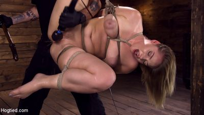 Hogtied - Sep 27, 2018 - Hadley Viscara