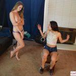 GirlSpanksGirl – Sexy Girls Spanking Day Two