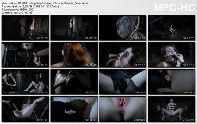 InfernalRestraints - Sep 21, 2018: Neophilia | Brooke Johnson | Stephie Staar
