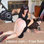 MySpankingRoommate – Episode 287: Bette Dominates New Roommate Hannah