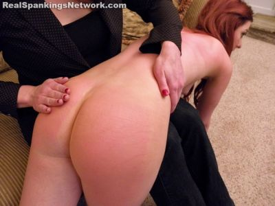 RealSpankingsNetwork - Autumn's Punishment Profile