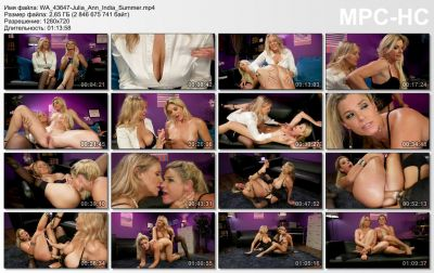 WhippedAss - Oct 11, 2018 - Julia Ann, India Summer