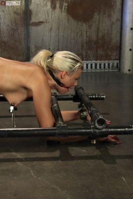 StrictRestraint - Tight Predicament - Anikka Albrite