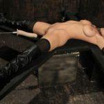 MightyGirlz – Leather: Precious Cargo Pt II – Brandi Aniston